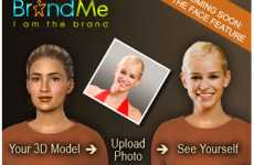 "Brand Me for Shopping or Avatars - ""My Face"" Application on Facebook"