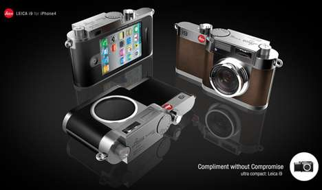 Luxury Smartphone Camera Cases