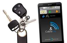 Smartphone Key Finders - The Cobra Tag Will Help the Forgetful Remember