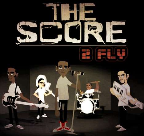 The Score's Latest Video Inspired By a T-Shirt Design
