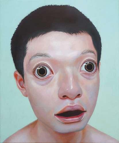Bug-Eyed Portraits