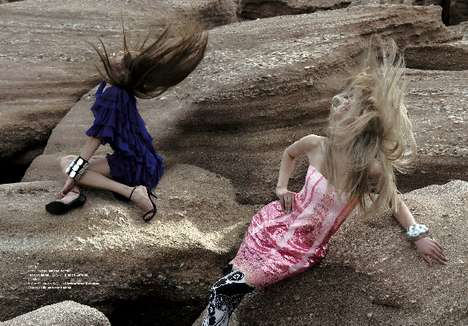 Hair-Raising Photography