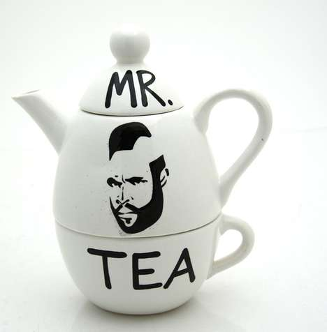 Mr. T 'Tea For One' Pities Anyone Without This Item
