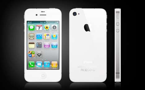 Snowy Smartphones