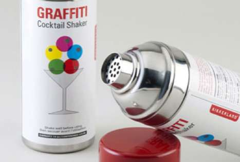 Spray Paint Alcohol Agitators