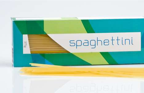 Abstract Spaghetti Branding