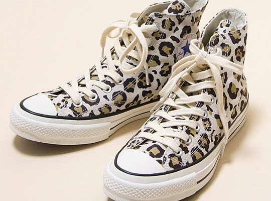 Wild High-Top Kicks : Converse Addict