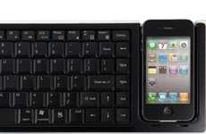 iPhone-Accommodating Keyboards - CompuExpert Wow-Keys Merges Media at Your Fingertips