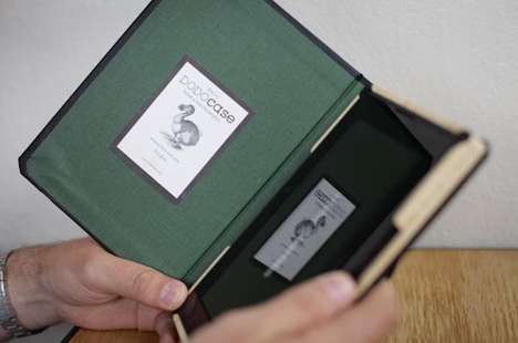 Book-Bound Tablet Cases