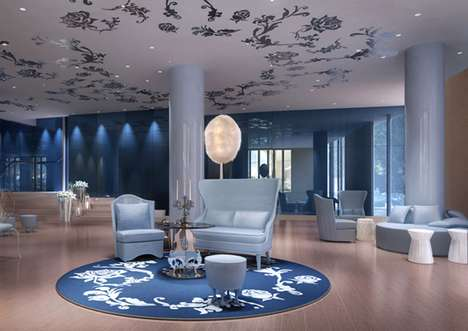 Enchanting Fairy-Tale Hotels - The Mondrian Soho in New York Was Inspired by Beauty and the Beast