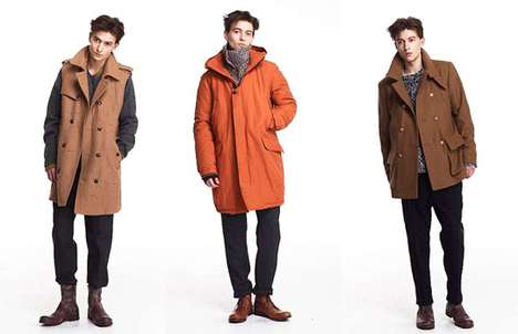 Bold Fall Menswear - The Hope AW11 Collection is Ready for the Summer to End