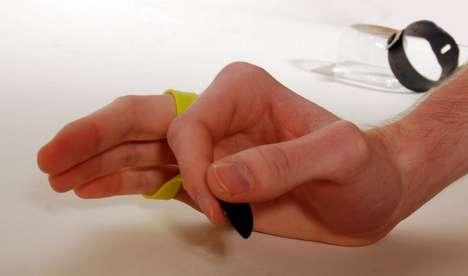 Plectrum Wrist Leashes