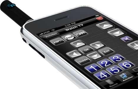 Universal Remote Phones