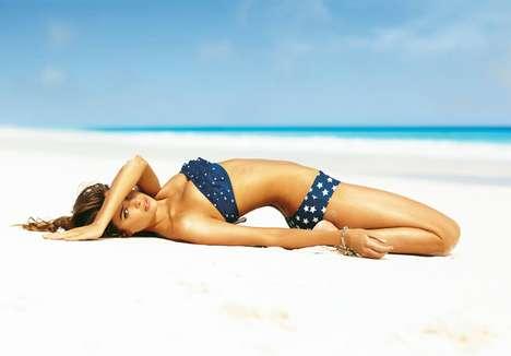 Beach Babe Swimwear Ads