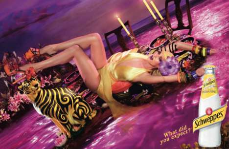 Colorfully Sensual Campaigns