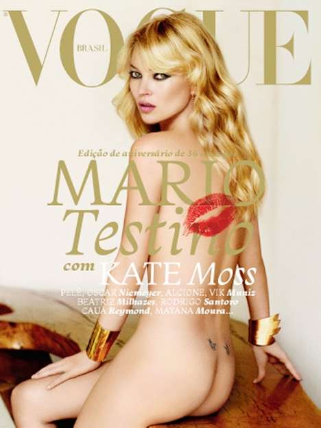 Revealing Supermodel Covers