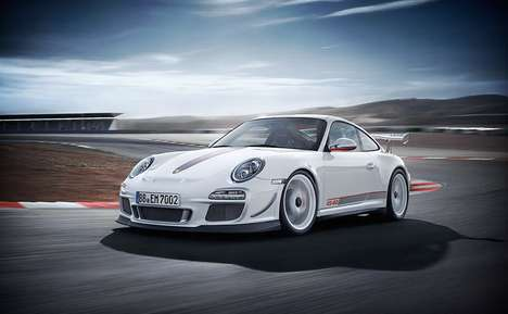 The New Porsche 911 GT3 RS 4.0 is Available in Limited Numbers