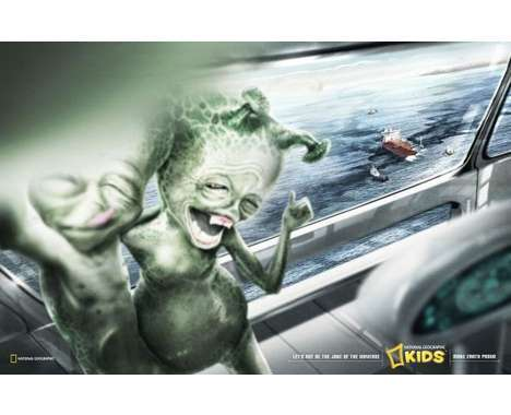 From Alien Abduction Ads to Epic Sci-Fi Car Ads