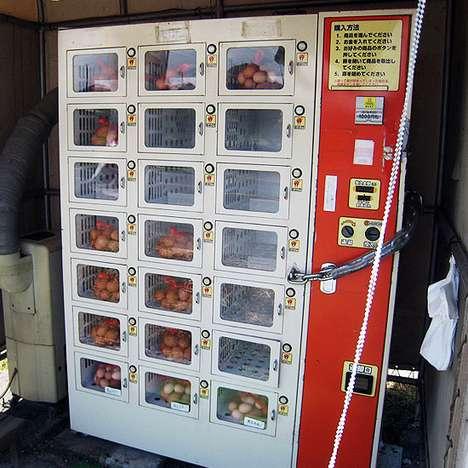 Eggcellent Food Dispensers