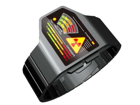 Radioactive Timepieces