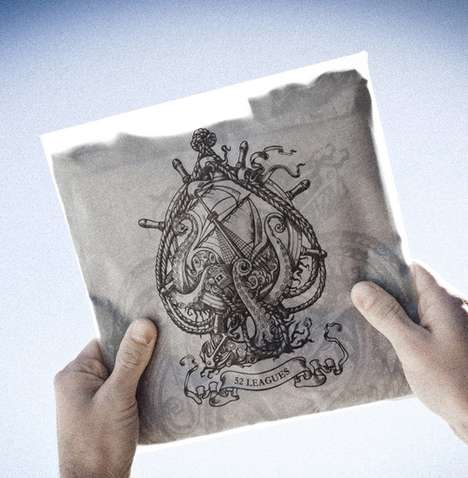 D&D Clothing Packages are Nautical