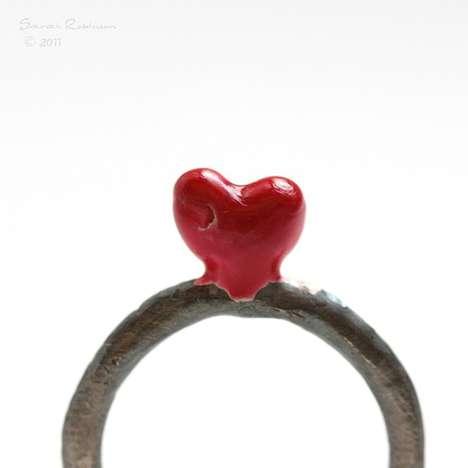 Minimalistic Metal Jewelry