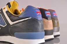 Crown-Kissing Shoe Packs - The New Balance Lake Distric Pack Pays Homage to British City Flimby