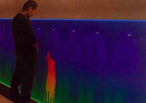 Technicolor Toilet Art