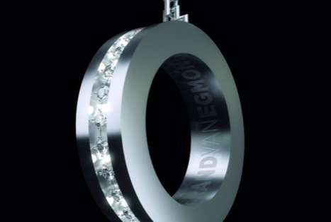 Promise Ring Pendant Lamps