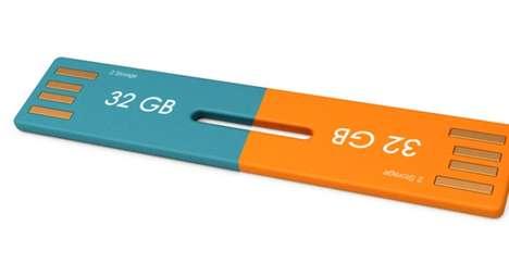 Dual-Sided Memory Sticks