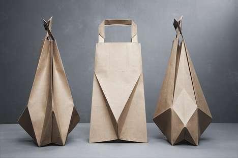 Modernized Brown Bags