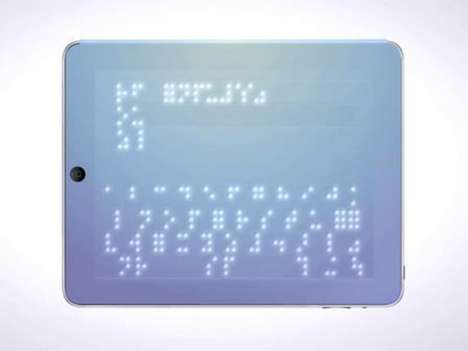 Braille iPad Tech