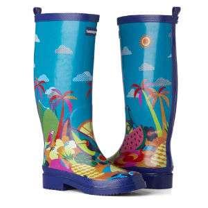 Radiant Rain Boots