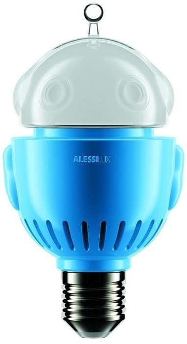 Robot Light Bulbs