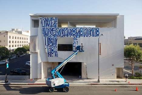 Epic Street Art Exhibits