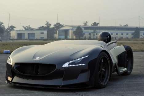 Race-Ready EVs