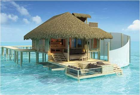 The Laamu Six Senses Offers a Tranquil Stay on a Tiny Island