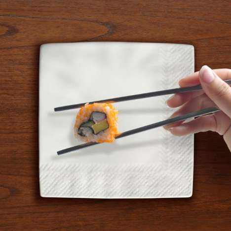 Delicate Deceiving Dinnerware