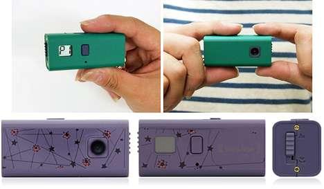 Candy-Hued Pocket Cameras