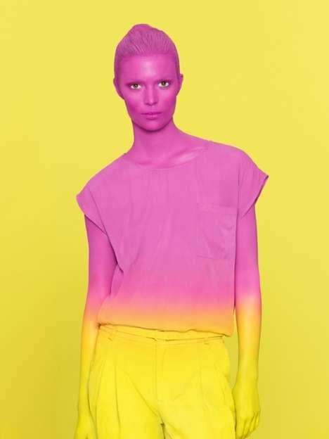Color-Clustered Art