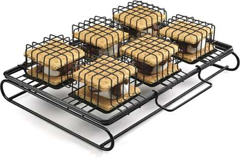 Caged Campfire Cookers