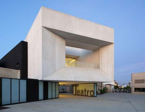 Concrete Donut Theaters