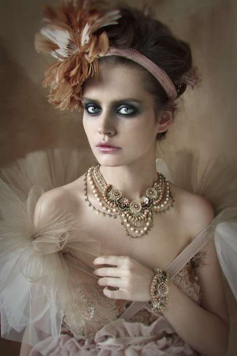 The Michal Negrin 2011 Jewelry Collection is Vintage and Chic