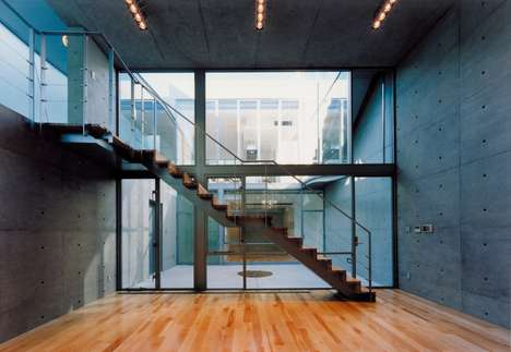 Science-Defying Houses