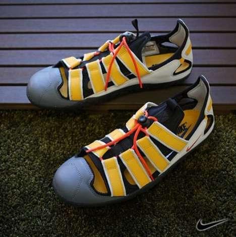 Quriky Cutout Summer Shoes