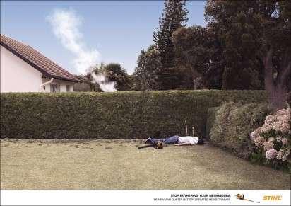 Violent Lawn Campaigns