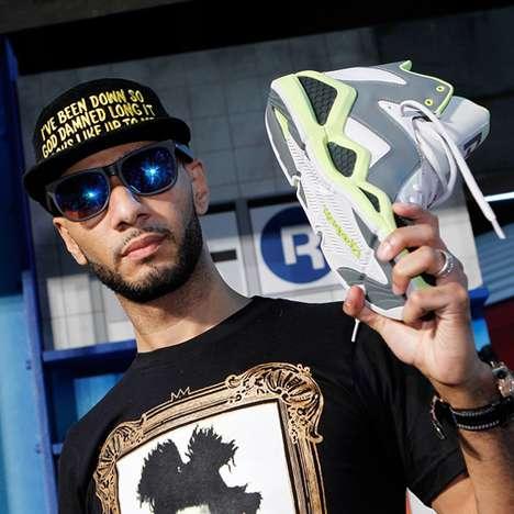 Celebrity-Created Kicks