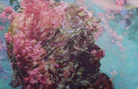 Lush Dreamscape Paintings