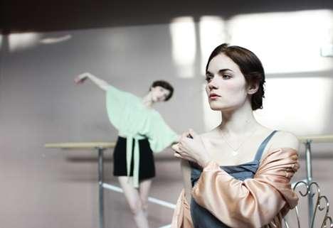 Beautiful Ballet Lookbooks