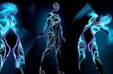 Electrifying Light Suits